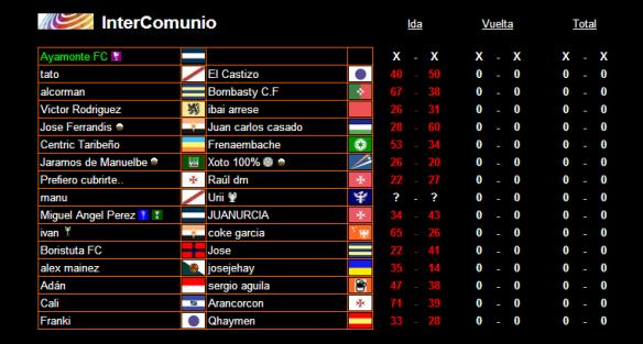 Primera ronda ida 2014-15