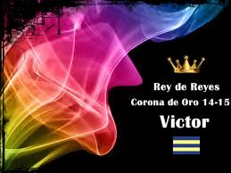 Victor Corona de Oro UCC 14-15