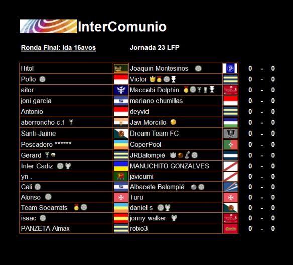 Partidos_InterComunio_16avos ida