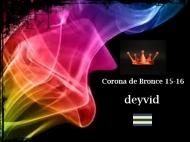 Corona de Bronce 15-16_deyvid