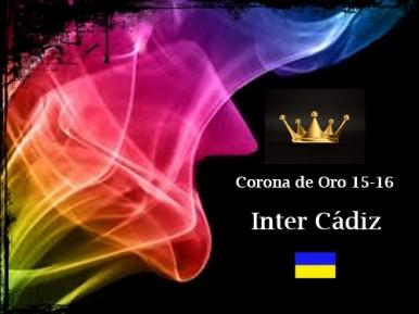 Corona de Oro 15-16_Inter Cádiz
