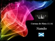 Corona de Plata 15-16_Nando
