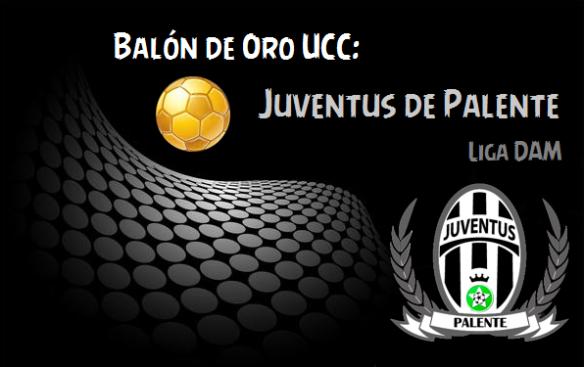 Balon de Oro_Juventus de Palente