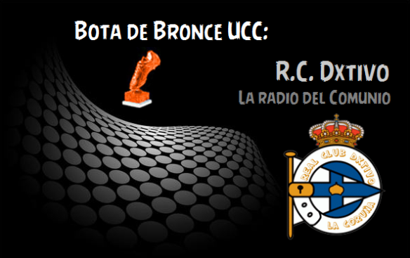 Bota de Bronce_R.C. Dxtivo