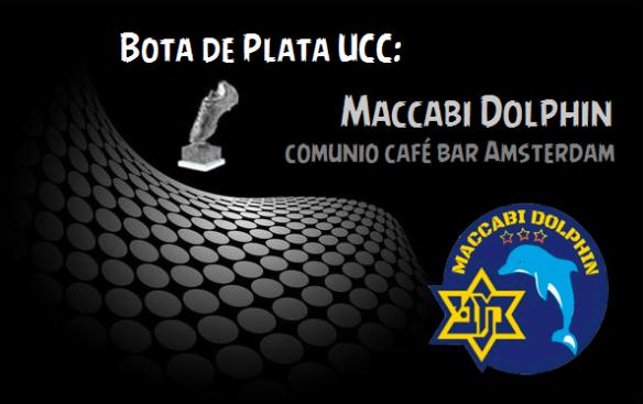 Bota de Plata_Maccabi Dolphin