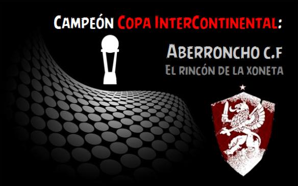 Campeón Copa InterContinental_Aberroncho c.f