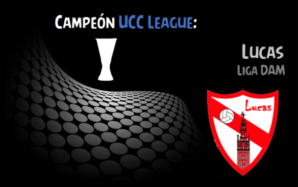 Campeón UCC League_Lucas