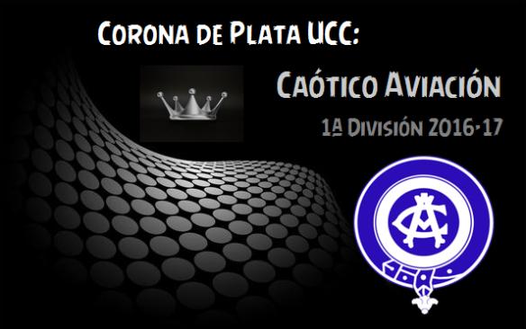 Corona de Plata_Caótico Aviación