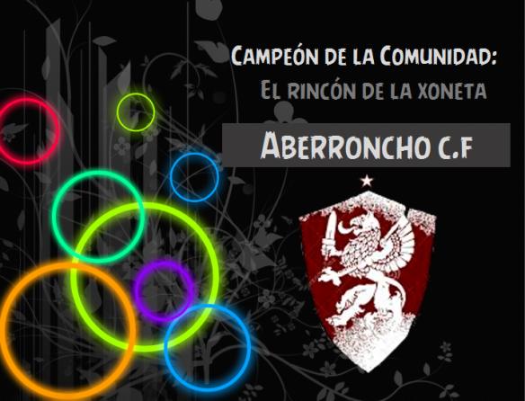 El rincon de la xoneta_aberroncho c.f