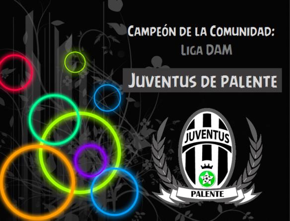 Liga DAM_Juventus de Palente