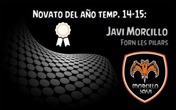 Novato del año 14-15_Javi Morcillo