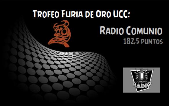 Trofeo Furia de Bronce_La radio del Comunio