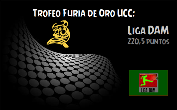 Trofeo Furia de Oro_Liga DAM