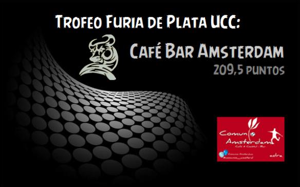 Trofeo Furia de Plata_Comunio Café Bar Amsterdam