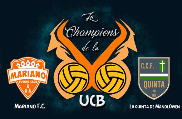 Partido de la jornada 4_Mariano FC Vs La Quinta de Manolowen