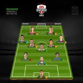 Rafadecor_semifinal_38 puntos
