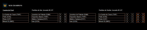 Cuartos _ida_resultados