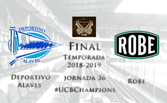 Final_Deportivo Alaves vs Robe