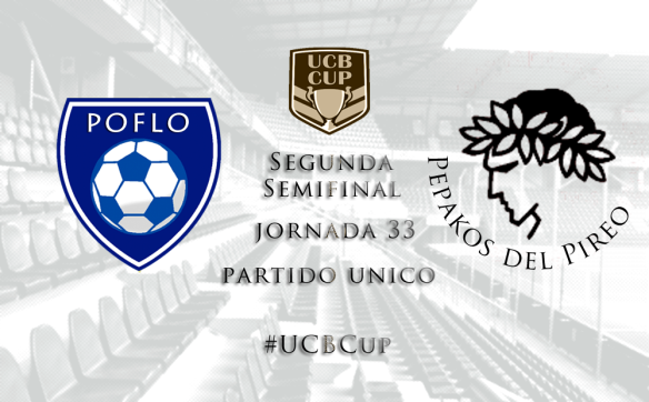Segunda Semifinal_UCBCup_Poflo vs Pepakos